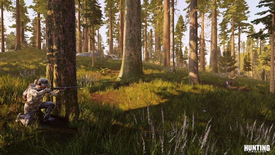 Hunting Simulator Impressions Screenshot