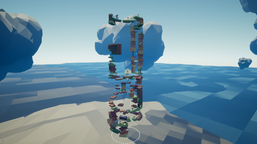 Tornado Tower Level