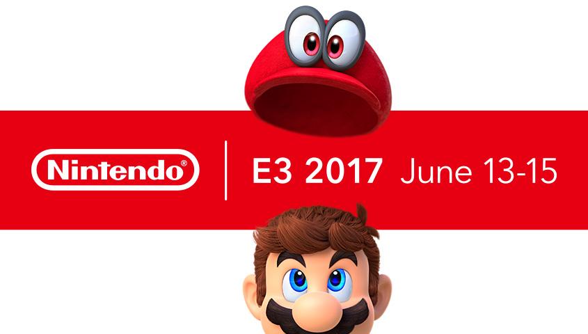 Nintendo Steals the Spotlight at E3 2017